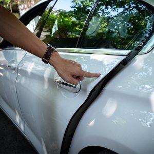 bảng giá cửa hít ô tô