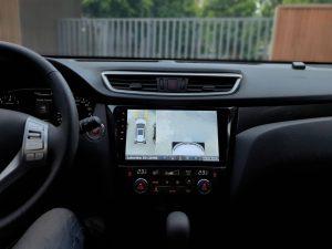 Camera 360 ô tô xe Nissan