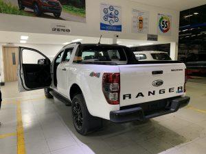 Cửa hít xe Ford Ranger